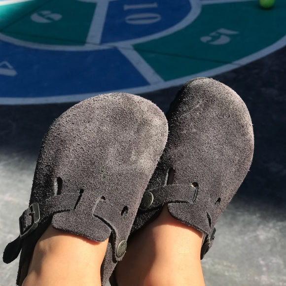 ab2969e2bed4 Birkenstock Other - RARE birkenstock Boston clog kids 26 US8-9